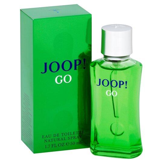 Joop Go Eau De Toilette Spray 50Ml