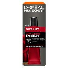image 3 of L'oreal Men Expert Anti Ageing Eye Cream 15Ml