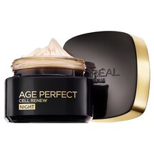 image 3 of L'oreal Paris Age Perfect Cell Renew Night Cream 50Ml