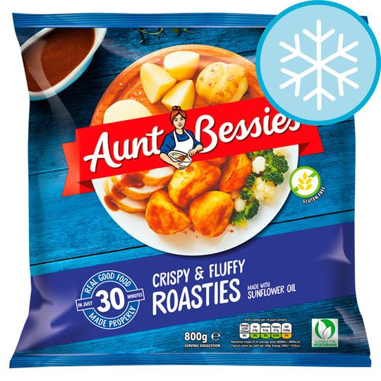 Aunt Bessie's Roasties 800G
