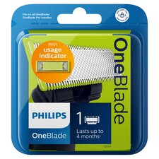 image 1 of Philips Oneblade Qp210 Replacement Blade Single Pack