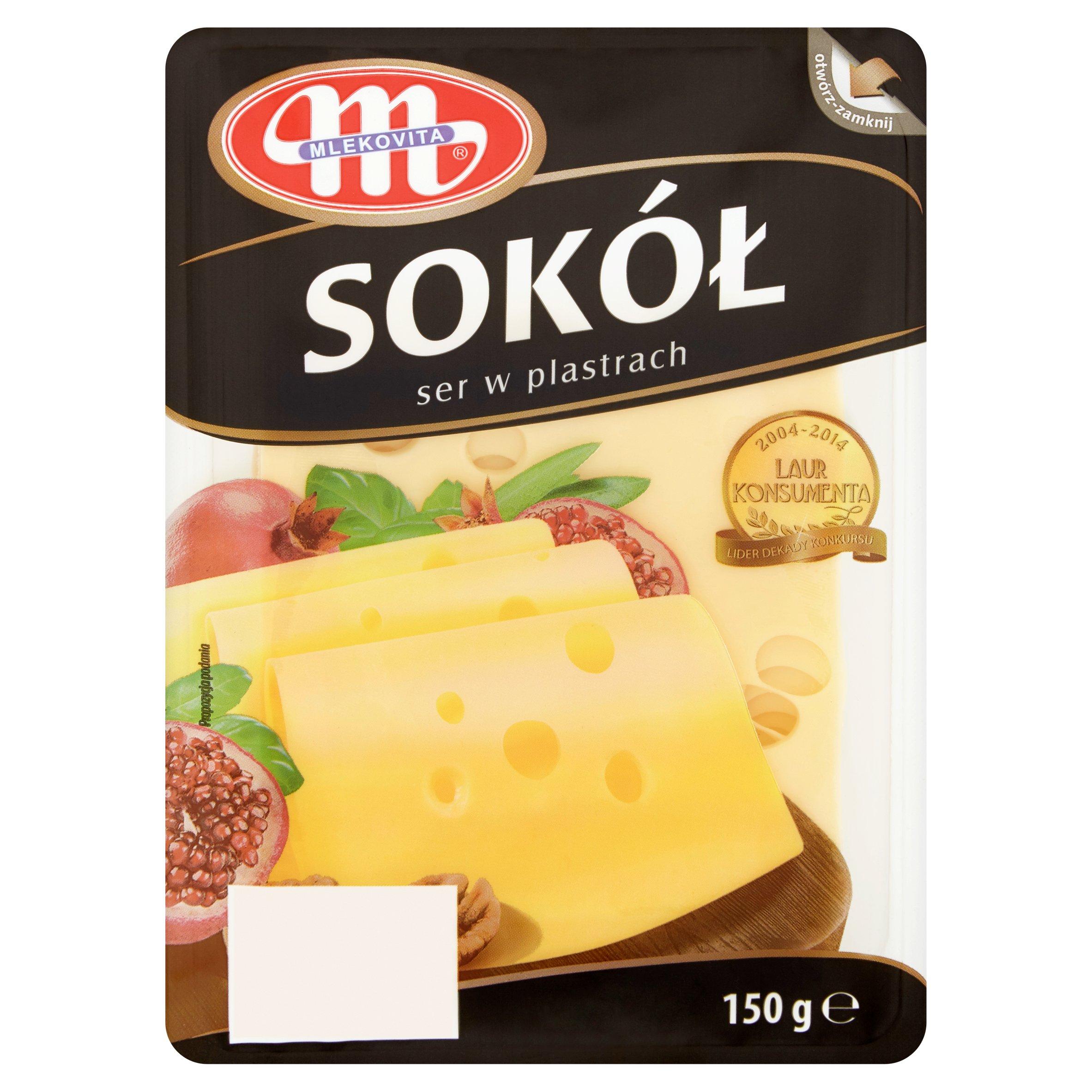 Mlekovita Sokol Polish Cheese 150G