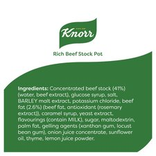 image 2 of Knorr Rich Beef Stock Pot 8'S 224G