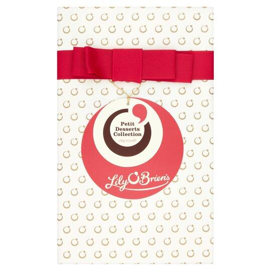 Lily O'brien's Petit Dessert Gift Wrap 235G