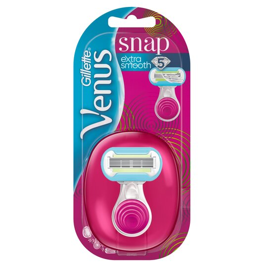Gillette Venus Snap Women's Portable Razor