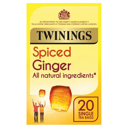 Twinings Spiced Ginger 20'S 35G