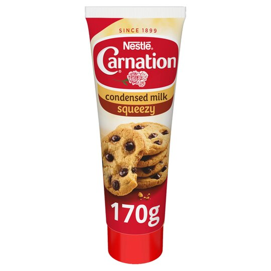 image 1 of Carnation Sweetened Condensed Milk Squeezy Tube