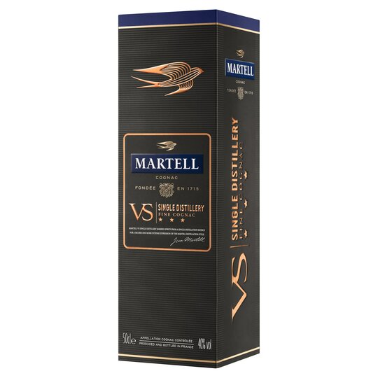 image 1 of Martell V.S. Cognac 70Cl