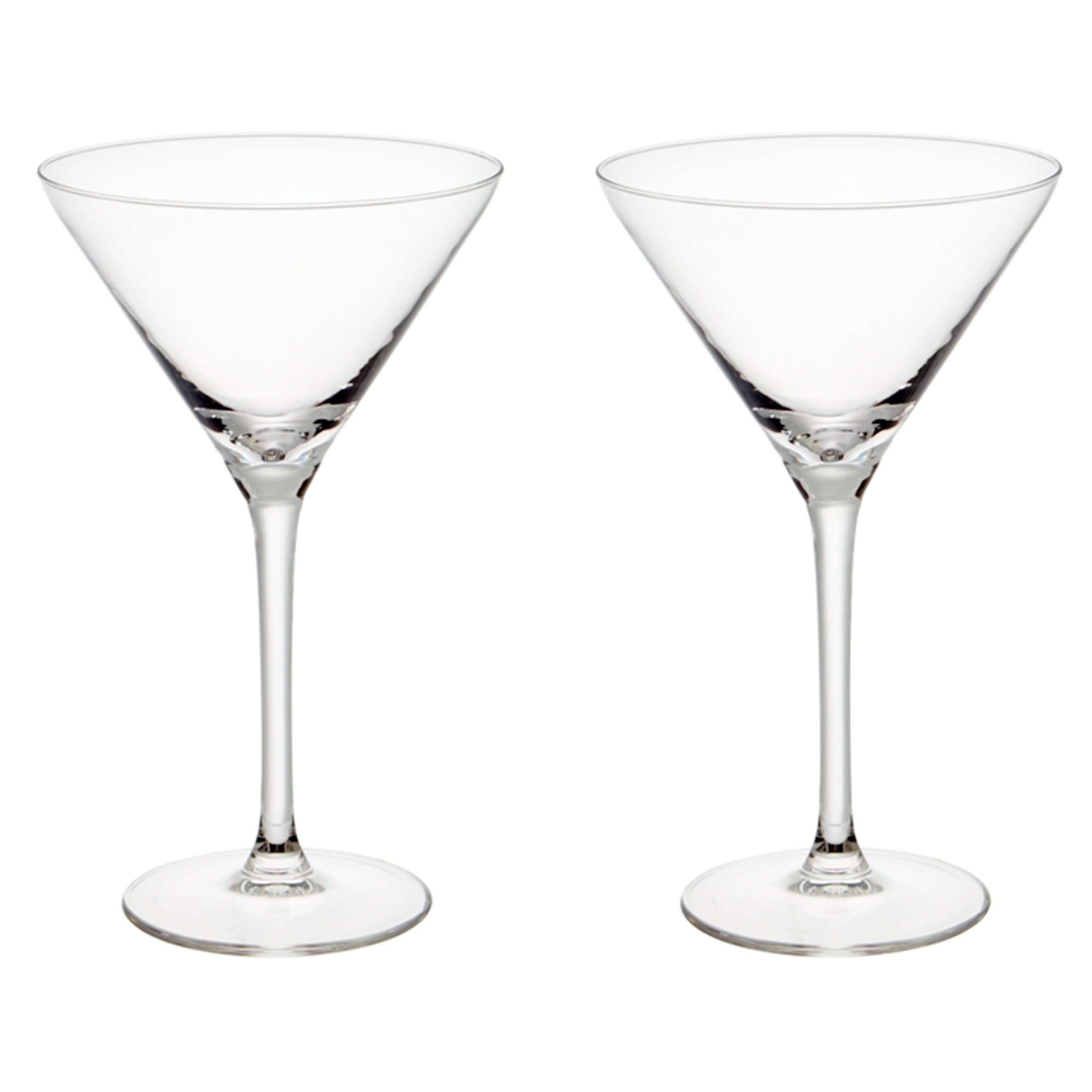 Tesco Timeless Cocktail Glass 2 Pack