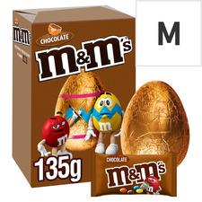 image 1 of M&Ms Choco Medium Egg 135G