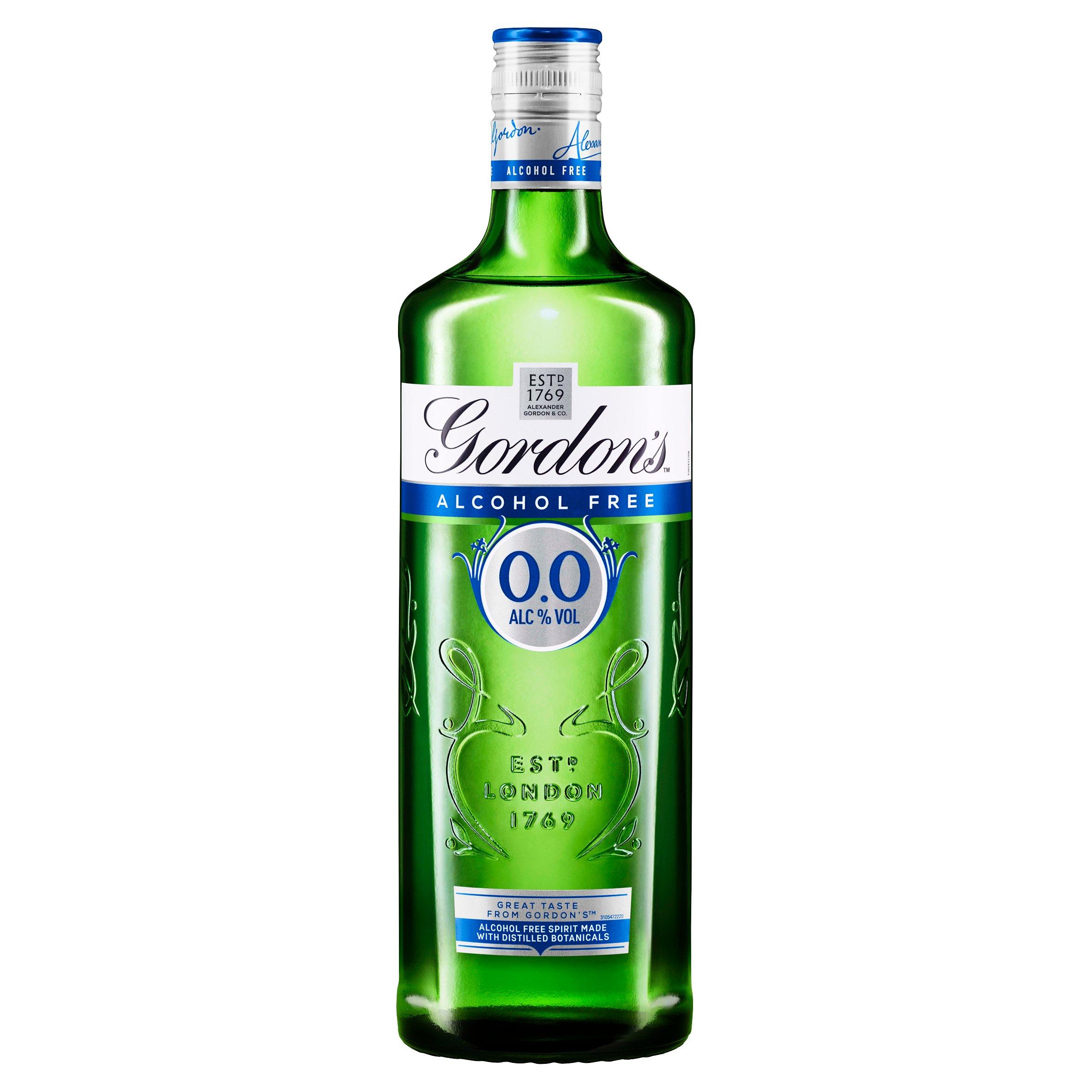 Gordons Alcohol Free Spirit 70Cl