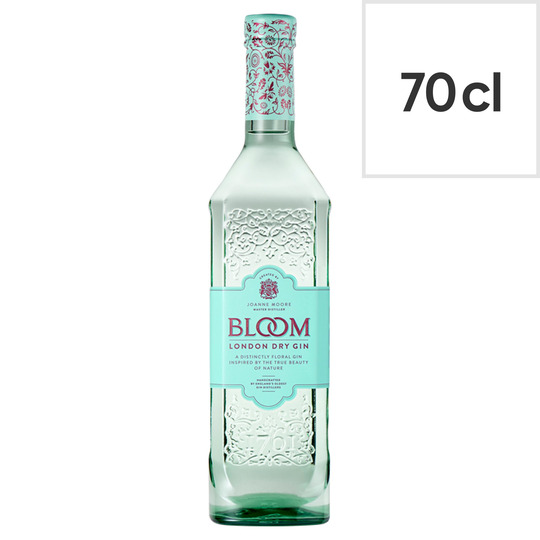 Bloom London Dry Gin 70Cl