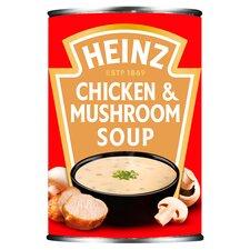 image 1 of Heinz Chicken & Mushroom Soup 400G