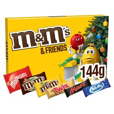 image 1 of M&M's & Friends Medium Selection Box 144G