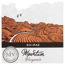 image 2 of Mountain Vineyards Shiraz 75Cl