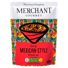 image 1 of Merchant Gourmet Mexican Grains 250G