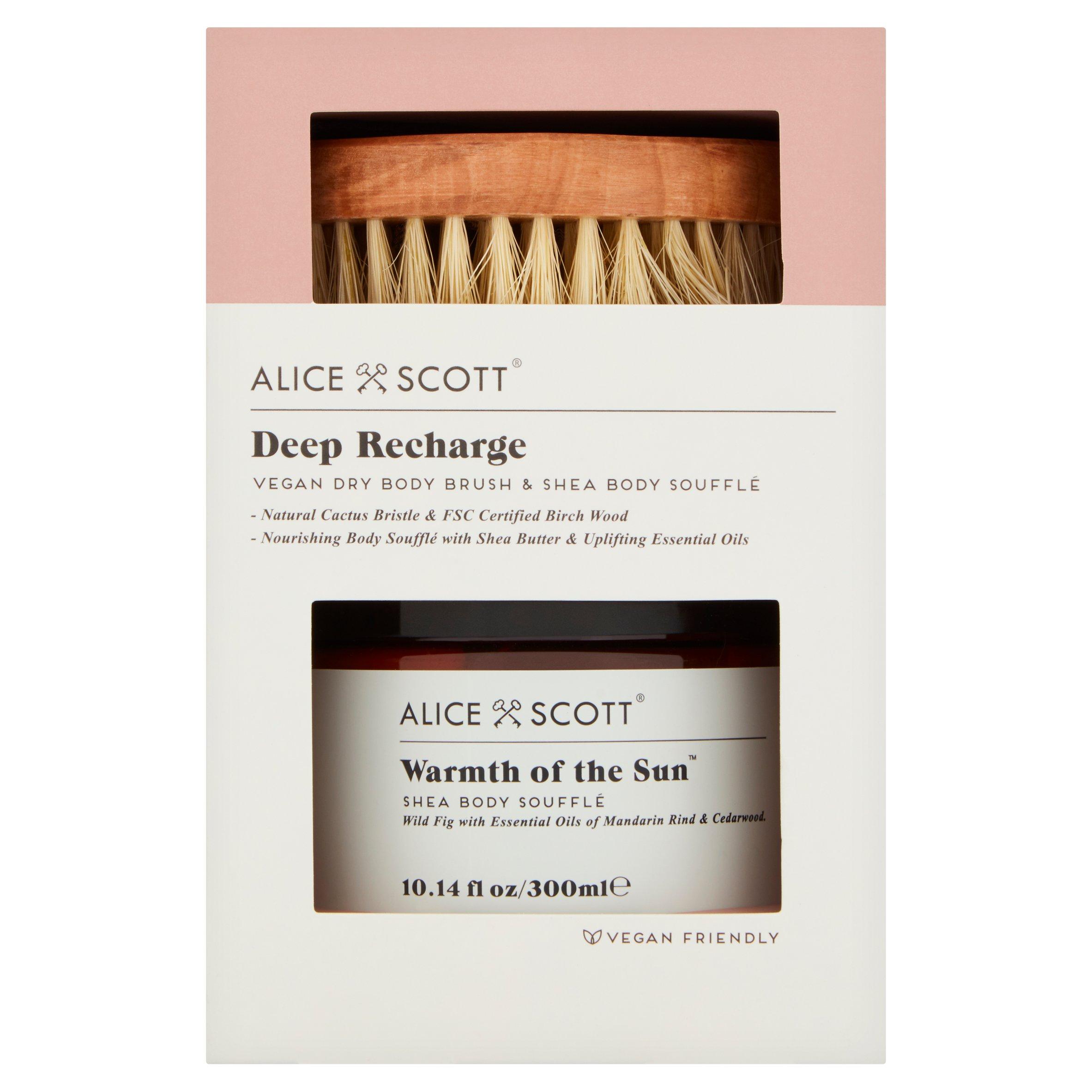 Alice Scott Deep Recharge Body Giftset
