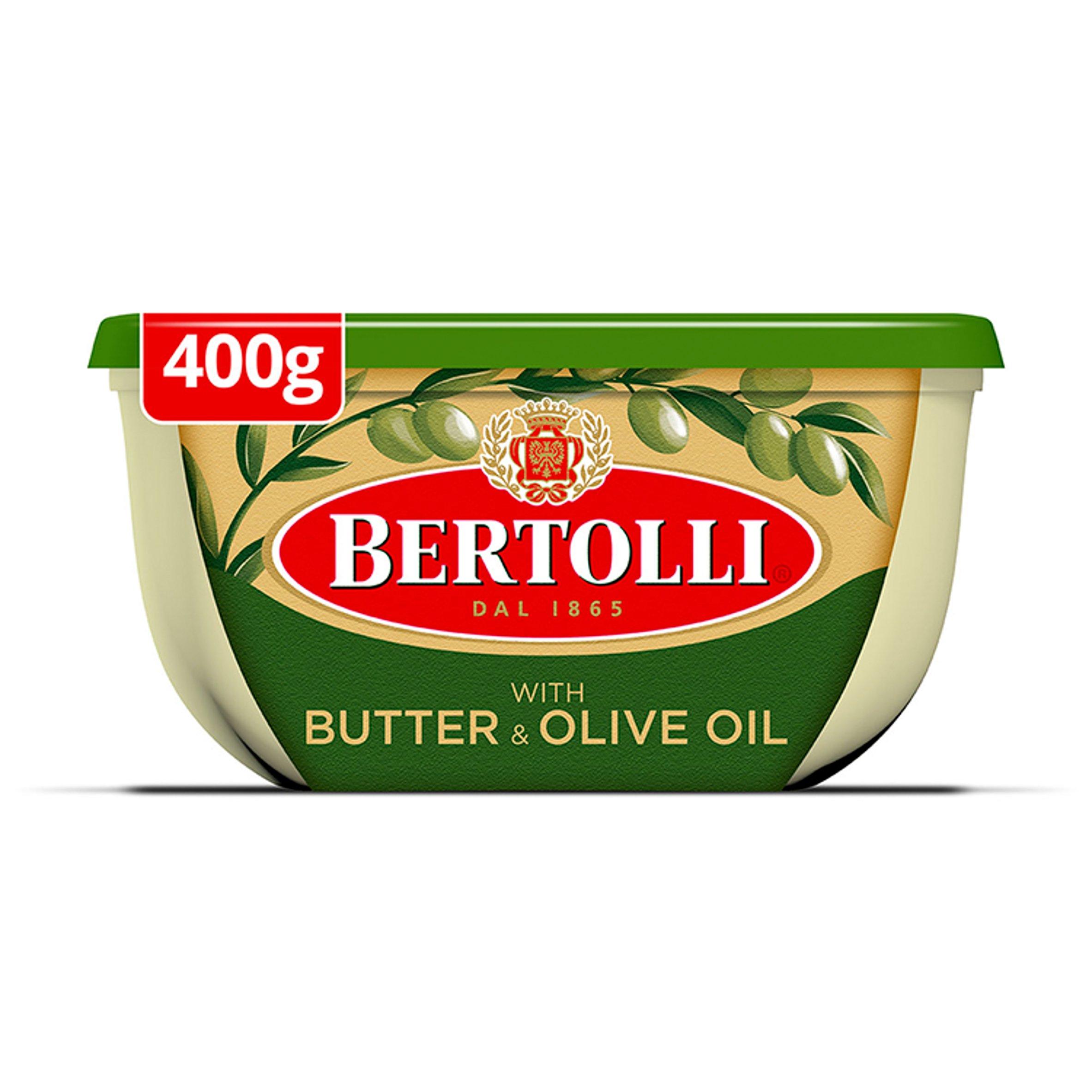 Bertolli With Butter 400G