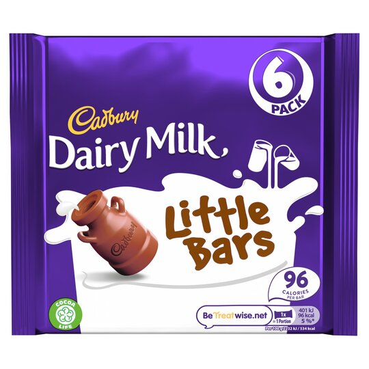 Cadbury Fair For Kids 6 Pack 108G