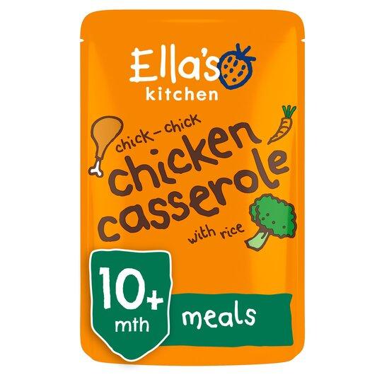 Ella's Chicken Casserole With Rice 190G