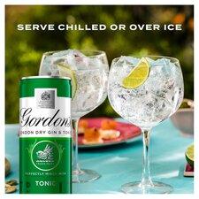 image 2 of Gordon's Gin &Tonic 250Ml Can