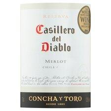 image 3 of Casillero Del Diablo Merlot 75Cl