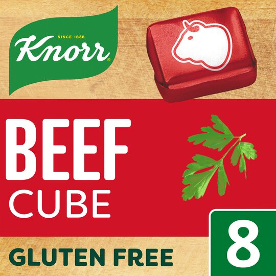 image 1 of Knorr Beef 8 Stock Cubes 80G