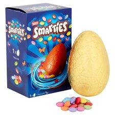 image 1 of Smarties Medium Easter Egg 122G