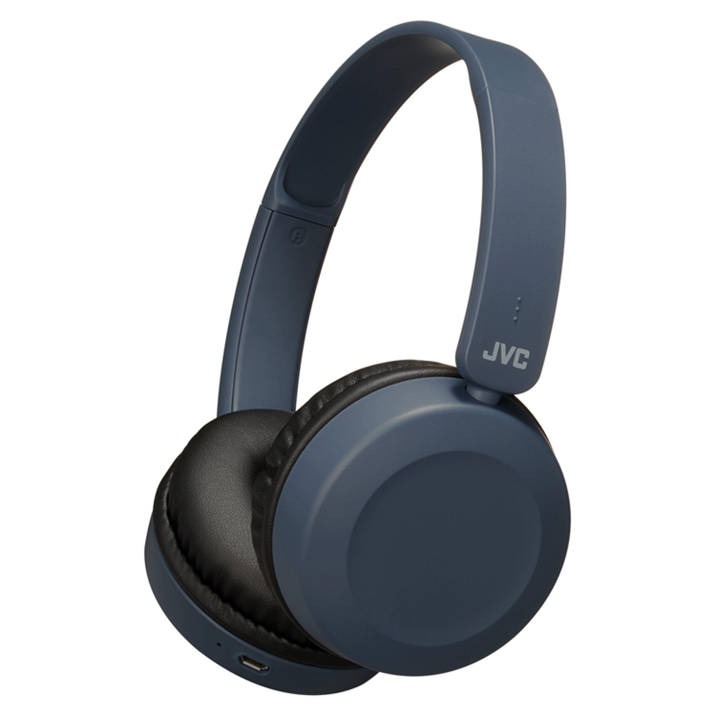 Jvc S31bt Deep Bass Bt Headphones Blue