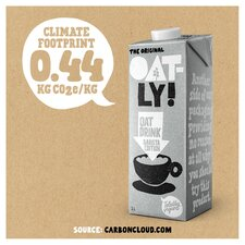 image 3 of Oatly Oat Drink Barista Edition 1 Litre