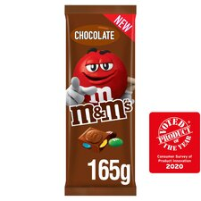 image 2 of M&M's Milk Chocolate Block 165G