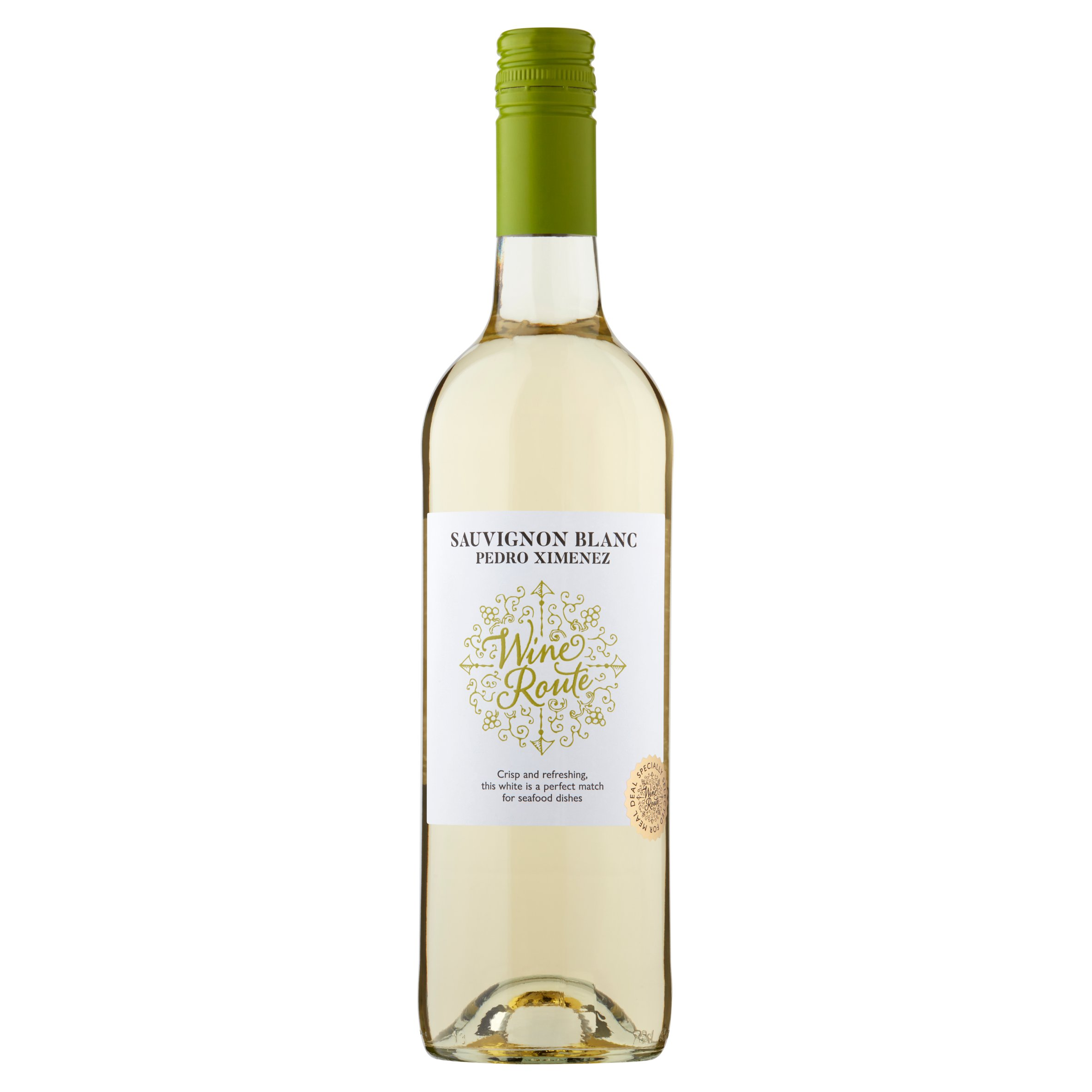 Wine Route Sauvignon Blanc Chile 75Cl