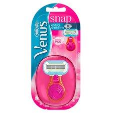 image 1 of Gillette Venus Snap Women's Portable Razor