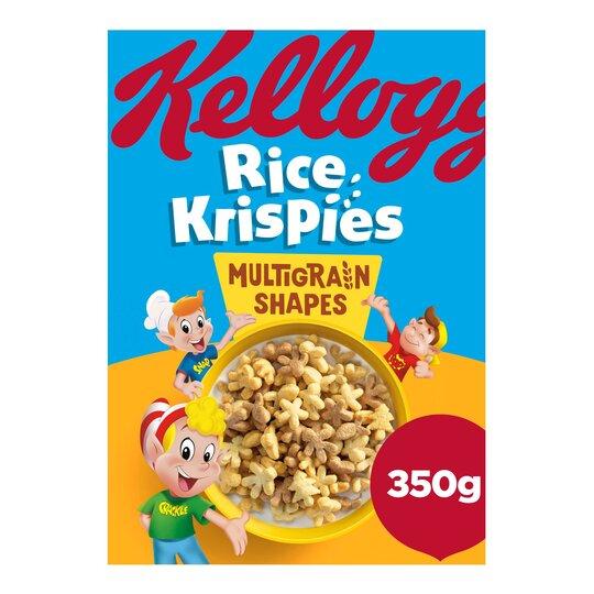 Rice Krispies Multigrain Cereal 350G