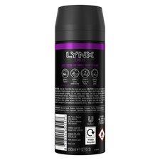 image 3 of Lynx Excite Body Spray 150Ml