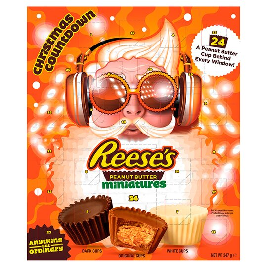 Reese's Peanut Butter Advent 247G