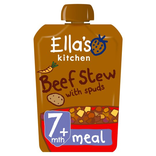 Ella's Kitchen Beef Stew 130G