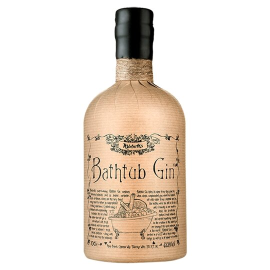 image 1 of Ableforths Bathtub Gin 70Cl