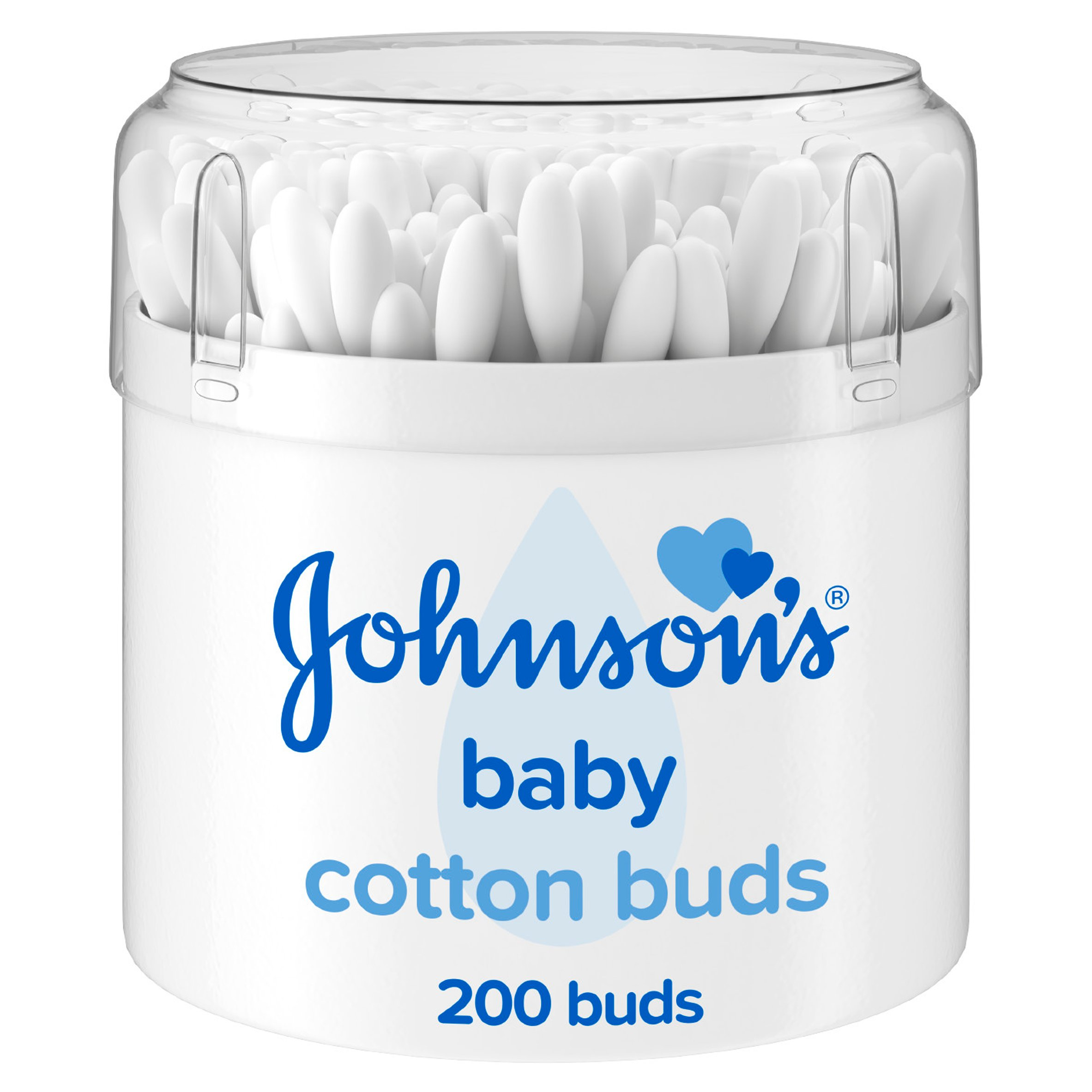 Johnson's Baby Cotton Buds 200 Pieces