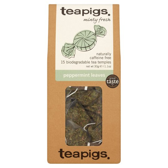 Teapigs Peppermint Leaves 15'S 30G