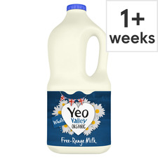 image 1 of Yeo Valley Organic Whole Milk 2 Litre