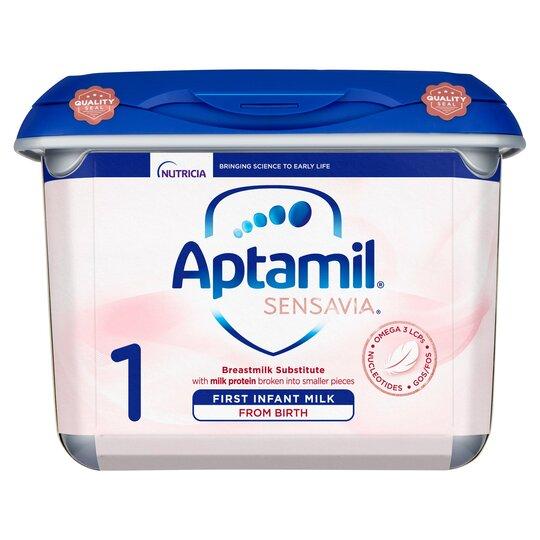 Aptamil Sensavia First Infant Milk From Birth 800G
