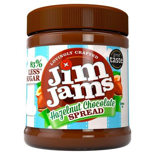 Jimjams Hazelnut Chocolate Spread 350g Tesco Groceries