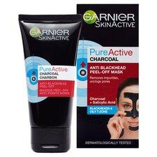 image 2 of Garnier Pure Active Anti-Blackhead Mask 32G