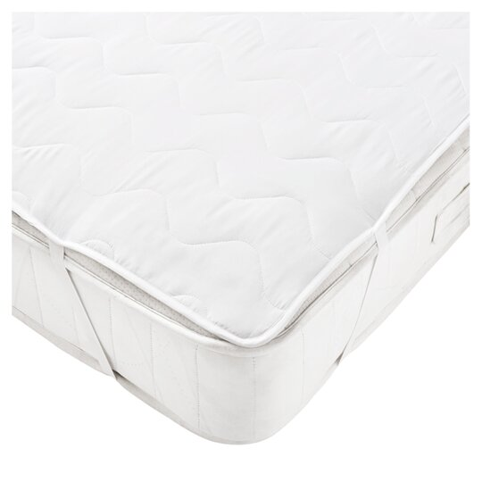 Tesco Soft Touch Mattress Protector Single Tesco Groceries