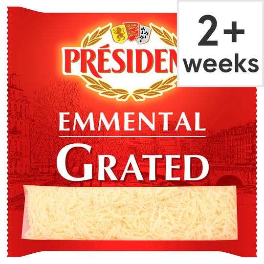 President Grated Emmental 200G