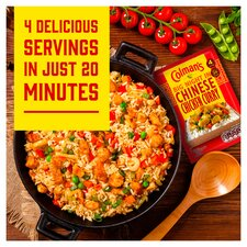image 3 of Colman's Chinese Chicken Curry Recipe Mix 47G