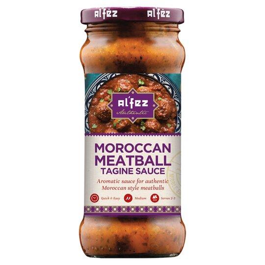 Al'fez Moroccan Meatball Sauce 350G