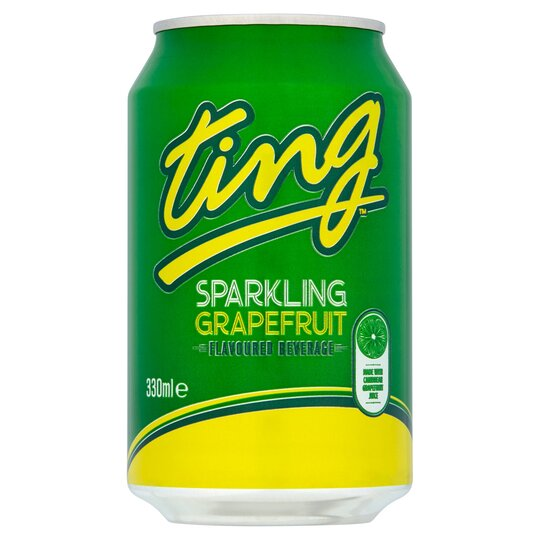 Ting Grapefruit Crush 330Ml