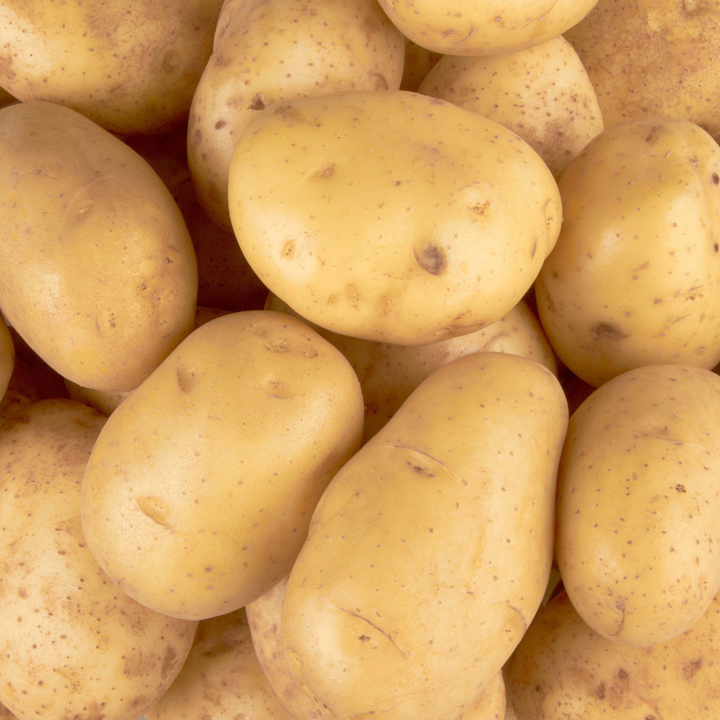 Potatoes Baking Loose